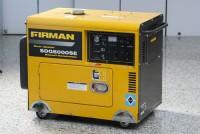 Generator SDG 5000SE